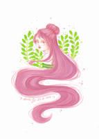 Liliane by LualaDy