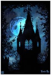 Black Fairytale by LualaDy