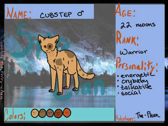 Cubstep Reference by The-Phan