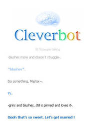 Oh, Cleverbot... by Textingpuppy4047