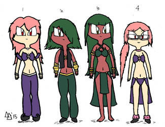 Free Adoptables Batch 392 (Open) by D-Prototype