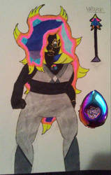 Titanium Quartz by WeirdStashGangstaCat