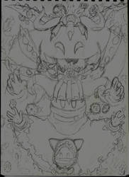 Magolor wip (updated ig) by AoNogitsune