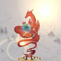 2012 Dragon by chiutina