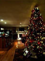 Merry Christmas by Michawolf13