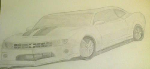 Chevrolette Camaro by b0ji123