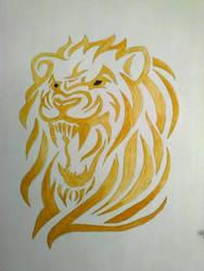 lion by b0ji123