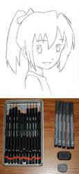Ink Attempt 1 by Ertxz18