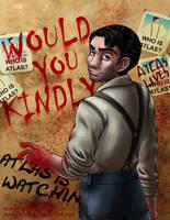 BioShock::A Man Chooses by nozomi-neko