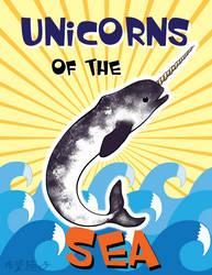 Unicorns of the Sea by nozomi-neko