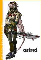 Astrid by oni-niubbo