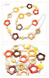Necklace N50 by AnnAntonina