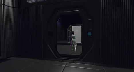 Isolation Vault 003 by Aleeri