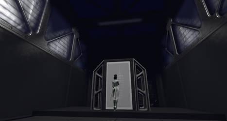 Isolation Vault 004 by Aleeri