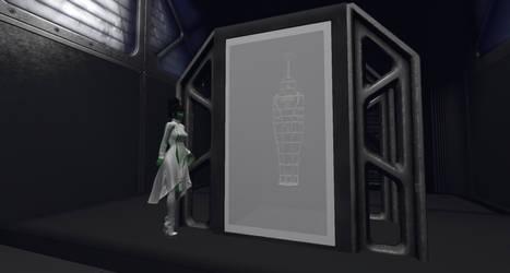 Isolation Vault 005 by Aleeri