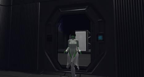 Isolation Vault 009 by Aleeri