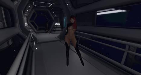 Penumbra Station - Servants Uniform by Aleeri