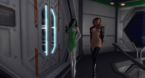 Penumbra Station - Uniforms by Aleeri