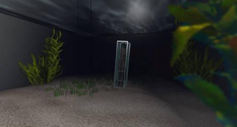 End of isolation - Aquarium by Aleeri
