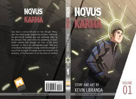 NovusKarma Vol.1 FOR SALE by kevinTUT