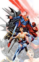 DC's Trinity by kevinTUT