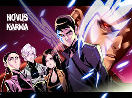 Novus Karma 2nd Anniv! by kevinTUT