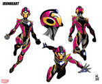 IRONHEART by kevinTUT
