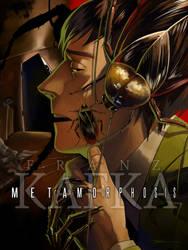 METAMORPHOSIS MOCK COVERART by EvilApple513