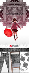 MANDALARUGS by EvilApple513