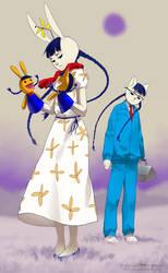Syaka Mimi Nyami by EvilApple513