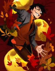 Autumn Harvest by EvilApple513