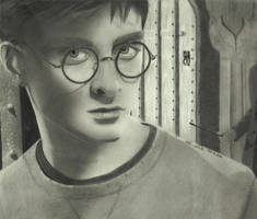 Harry Potter by KathrynAmanda