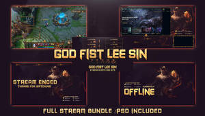 GOD-FIST-LEE-SIN-FULL-STREAM-BUNDLE-PACK by Kireaki