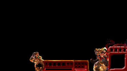 Twitch Overlay 5.17 | Firecracker Jinx by NightmareWubs