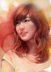 SNSD-Taeyeon by KoweRallen