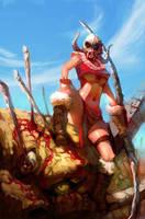 Dragon Hunter by KoweRallen