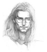Portrait Pencil 20130111 by KoweRallen