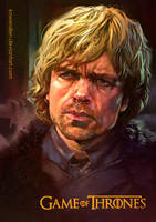 Game of Thrones-Tyrion by KoweRallen