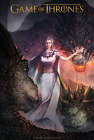 Mother of Dragons by KoweRallen