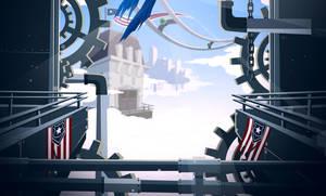 Columbia (Bioshock Infinite) by placitte2012