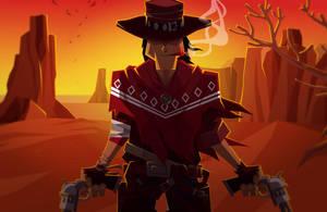 Gunslinger(final) by placitte2012