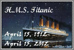 Titanic Stamp by Chrissiannie
