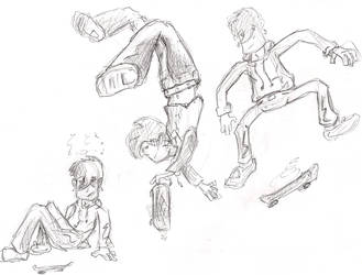 im bored by JonnDeww