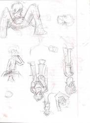 punch sketch by JonnDeww