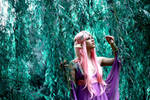 Magic forest by Verrett