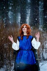 Russian Winter. by Verrett