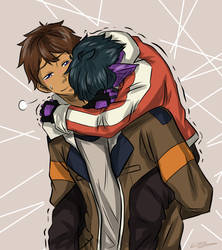 Klance by kimiezz