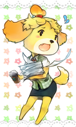 Isabelle by Xiina