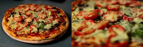 Ultimate Veggie Pizza by foquinha156