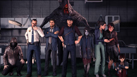 Murdered Soul Suspect pack by nniy